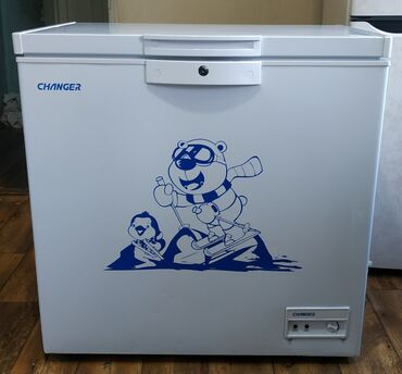 Продаю морозильную камеру changer.В рабочем состоянии.Высота 80
