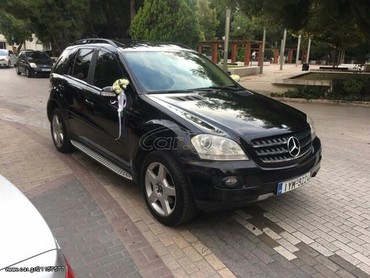 Mercedes-Benz ML 500 2009 σε Gerakas