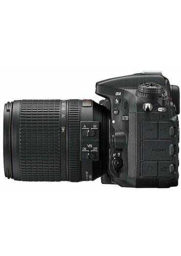 удобный фотоаппарат в Кыргызстан: Nikon 7200 новый
