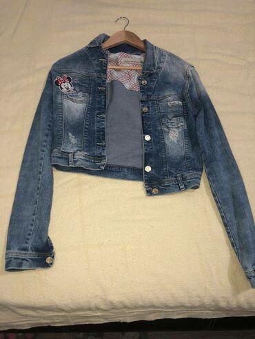 Ženske jakne - Srbija: Teksas jaknica, Veličina Xl