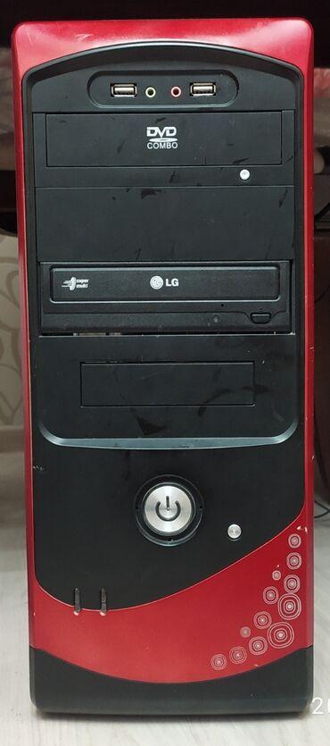 диски калина в Кыргызстан: Продам компьютер + монитор QMAX18.5 LED Core i3 2120 4Gb DDR3 500Gb
