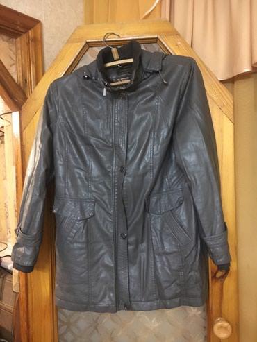 Куртка размер 50-52, сломан замок в Бишкек