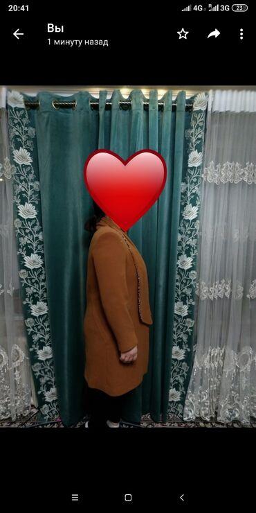 Спринтер грузовой ош - Кыргызстан: Продаётся пальто турецкого качества раз 50.52р .Продаю потому что мне
