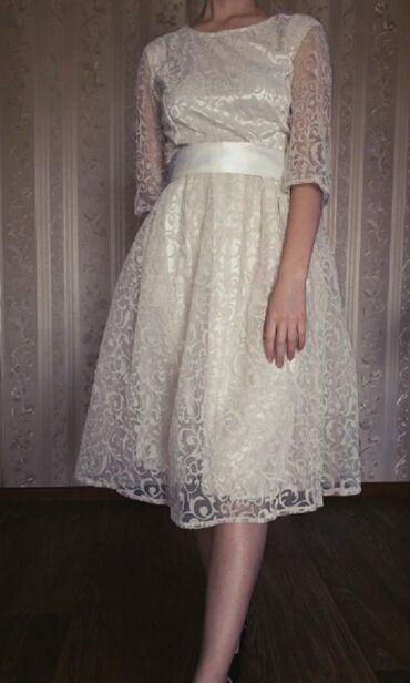 вечернее платье до колен в Кыргызстан: Платье Свободного кроя 0101 Brand M