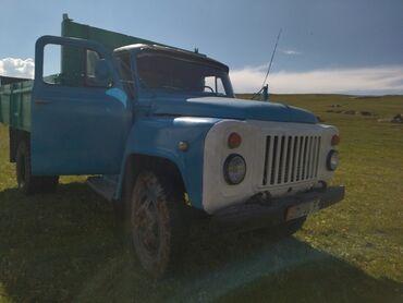 Транспорт - Нарын: ГАЗ 53 мотор 5+ коробка передач 5+ Нарын шаары РТС аймагы 100 мин