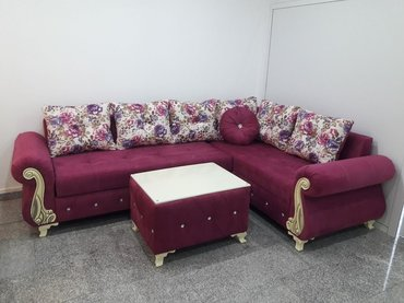 Bakı şəhərində Rrestij mobilya size sultan adlana kunc divanlarni teklif edir olcleri