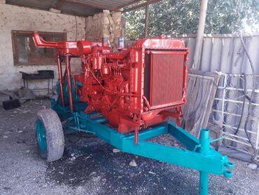 Generatorlar - Azərbaycan: Generator 37,5kva A41 matoruyla tam iwlekdir yag yemir