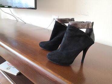 Ženska obuća | Cacak: Guess crne cipele, broj 36,original. Nosene par puta, odlično stanje