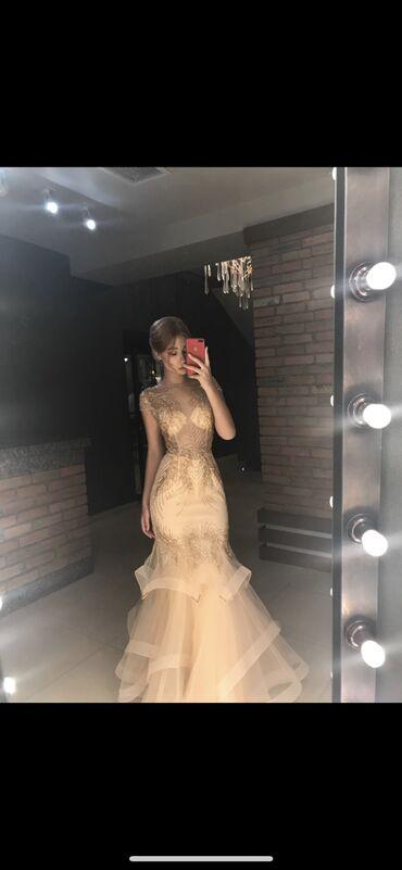 juicy couture купальник в Кыргызстан: Продаю вечернее платье Terani couture.  Размер 42-44