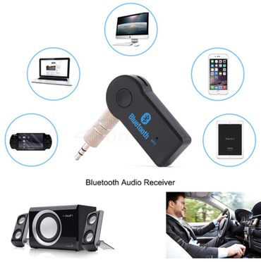 Wireless Bluetooth Receiver Transmitter Adapter For Car Music Audio - Backa Palanka