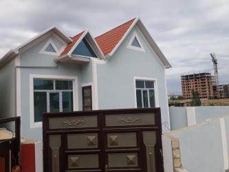 saray-heyet-ev - Xırdalan: Satış Ev 90 kv. m, 3 otaqlı