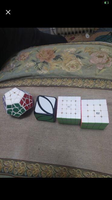 Цистерну 5 куб - Кыргызстан: СРОЧНО ПРОДАЮ кубы В хорошем состоянии мегаминкс2 на 24 на 4 5 на 5иви