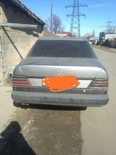 купить двигатель мерседес 3 2 бензин в Кыргызстан: Mercedes-Benz W124 2.6 л. 1988