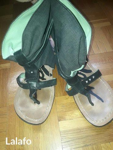 Replay 41 koŽne nove sandale. Original. Prelepe. Duzina unutrasnjeg - Beograd