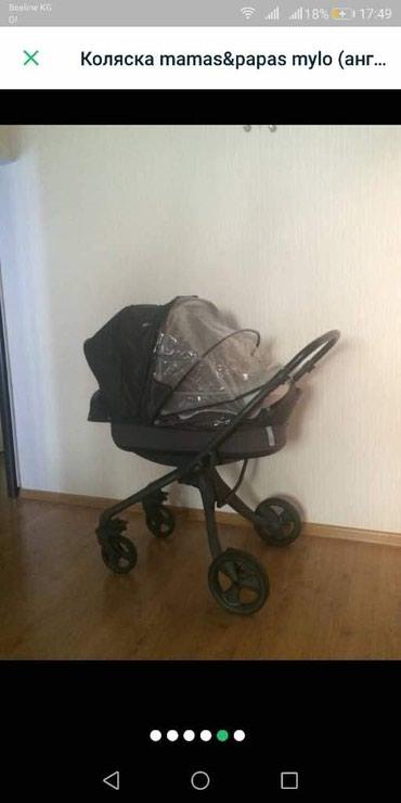 Продаю коляску 2 в 1, внедорожник, в Бишкек