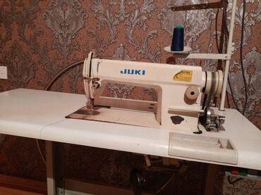 швейный цех в Азербайджан: Tikiş masini satilir. Cox yaxsi işliyir