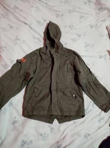Pletena jaknica - Srbija: Decija jaknica tanja vel 10