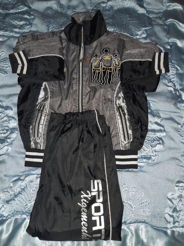 plate detskoe 6 7 let в Кыргызстан: Спортивный костюм для мальчика 6-7 лет. в хорошем состоянии одевали 1
