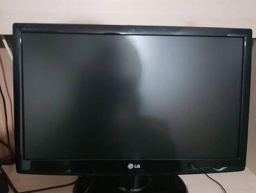 Мониторы - Кыргызстан: Продаю монитор 24 FullHDСостояние идеальное Цена: 5500Тел: 0(7 0 8)