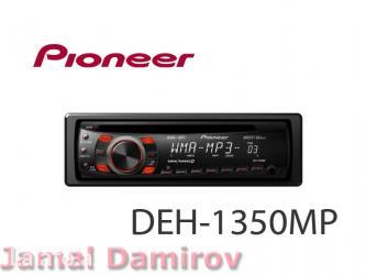Bakı şəhərində Pioneer DEH-1350MP
