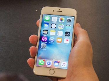 Айфон 6 16 гб работает отлично в хорошем в Бишкек