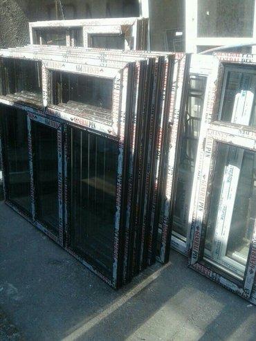 Пластиковые Окна! двери! в Бишкек