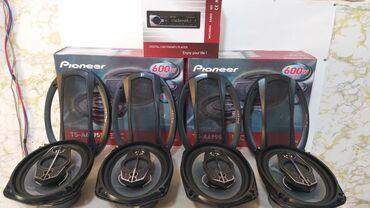 cd kart - Azərbaycan: Pioneer 4 eded dinamik Maqnitafon bulutuzlu Aux flash usb cd kart dest