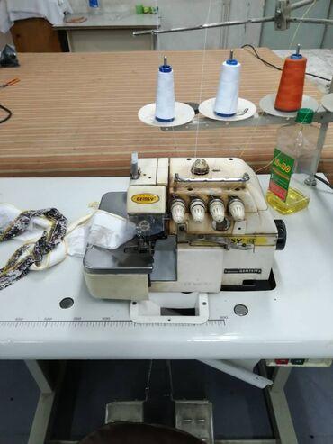 пятинитка в Кыргызстан: Швейная машинка пятинитка цена 16000сом