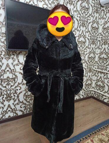 служба доставки бишкек с выкупом в Кыргызстан: Продаю шубу,теплая мягкая с кармашками с поясом.Продаю так как улетаю