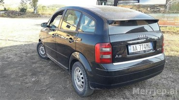 Audi A2 2002 σε Διόνυσος - εικόνες 2