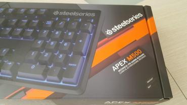Bakı şəhərində Steelseries M500 (mx red) New with box Количество кнопок- şəkil 3