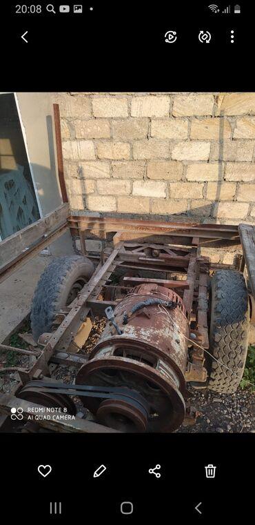 xacmaz - Azərbaycan: Xacmaz rayonu Qusarcay kendin de Tecili olaraq GAZ 66 Masin Satilir