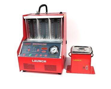 launch easydiag 3 0 в Кыргызстан: Launch CNC-602 — установка для тестирования и ультразвуковой