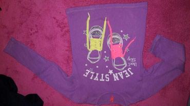 Nova bluzica za devojcice ne nosena velicina i marka na slici - Cuprija