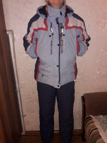 Продаю женский лыжный костюм в хорошем состоянии, р. 48-50. б/у. в Бишкек