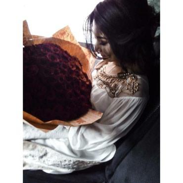 Продаю красивый Платье+белдемчи в в Бишкек