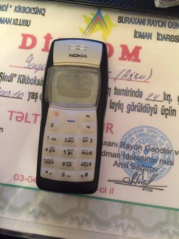 Bakı şəhərində 1100   salam antik madel telefonlardan biridi arginaldi ref deil tam