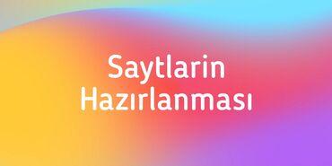 вакансии менеджер интернет магазина в Азербайджан: Разработка вебсайтов