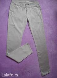 Nove, nenosene, lepe sive pantalone. Nedavno kupljene, ali nazalost - Knjazevac
