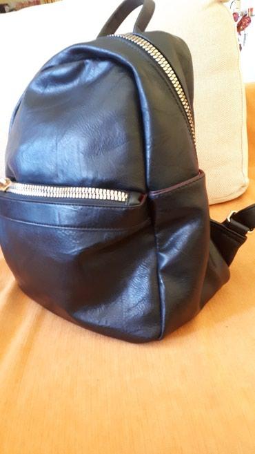 Backpack μαυρο σχεδον καινουργιο. σε Υπόλοιπο Αττικής - εικόνες 2