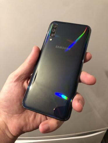 Б/у Samsung A50 128 ГБ Синий