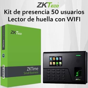 "Access Control ZKTeco ""UA760""""User Capacity: 3000Fingerprint Capacity"