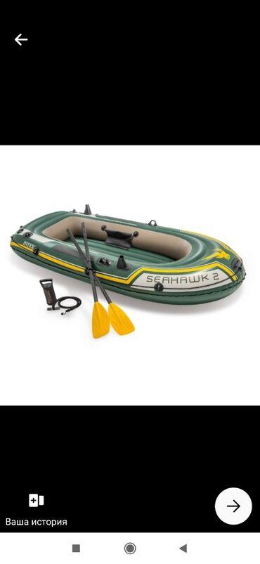 151 объявлений: Артикул: 091-833 Надувная лодка Intex Seahawk-200 Set (68347) Лодка
