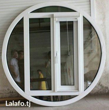 производства пластиковых окон по выгодным ценам от 360 см за квадрат в Душанбе