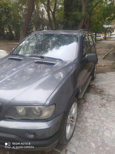 bmw m5 4 4 m dkg - Azərbaycan: BMW X5 M 4.4 l. 2002 | 160000 km
