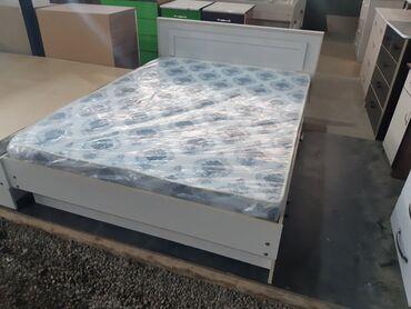 Мебель - Кыргызстан: Кровать двухспальная кровать новый новый