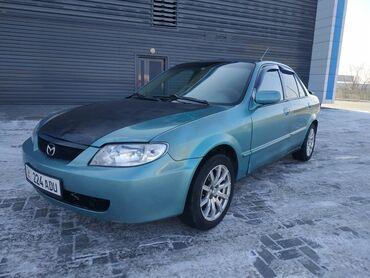 mazda sentia в Кыргызстан: Mazda Protege 1.6 л. 2001   224000 км