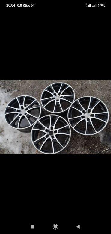диски воссен 17 в Кыргызстан: Срочно продаётся размер 17