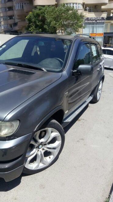 62 elan | NƏQLIYYAT: BMW X5 4.4 l. 2002 | 200000 km