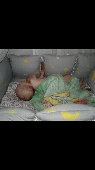 продаю Бортики на детскую кроватку.состояние отличное. пользовались со в Бишкек